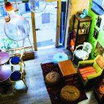 Mezzanine, le salon de thé multiculturel