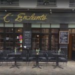 Salon de thé L'enchanté à Rennes