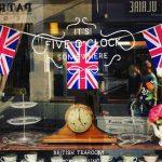 Salon de thé style british à Rennes