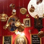 Salon de thé traditionnel et en bois rouge Grand Rue à Strasbourg