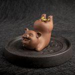Tea Pet Pig Cochon