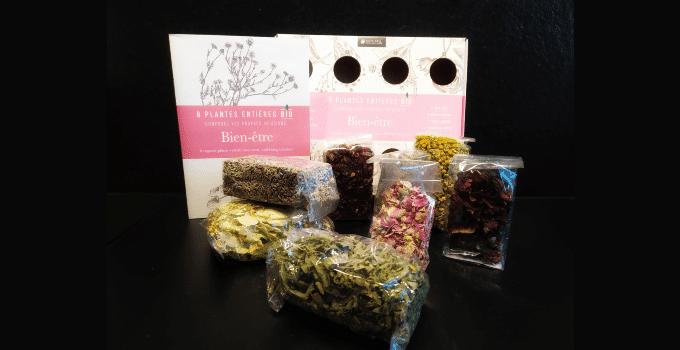 Composer vos propres infusions avec le coffret bien être Nature & Découvertes, avec les meilleures pratiques à adopter pour mieux conserver votre thé.