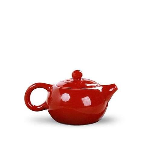 Théière chinoise en porcelaine