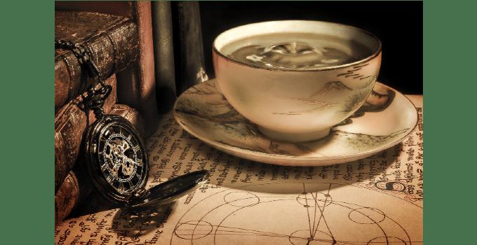 tasséomancie, l'art de lire dans les feuilles de thé