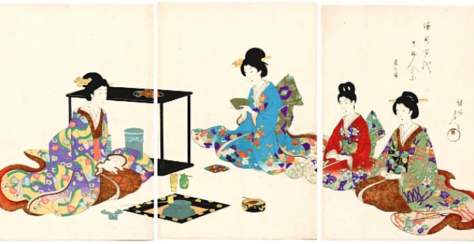 Cérémonie du thé japonais